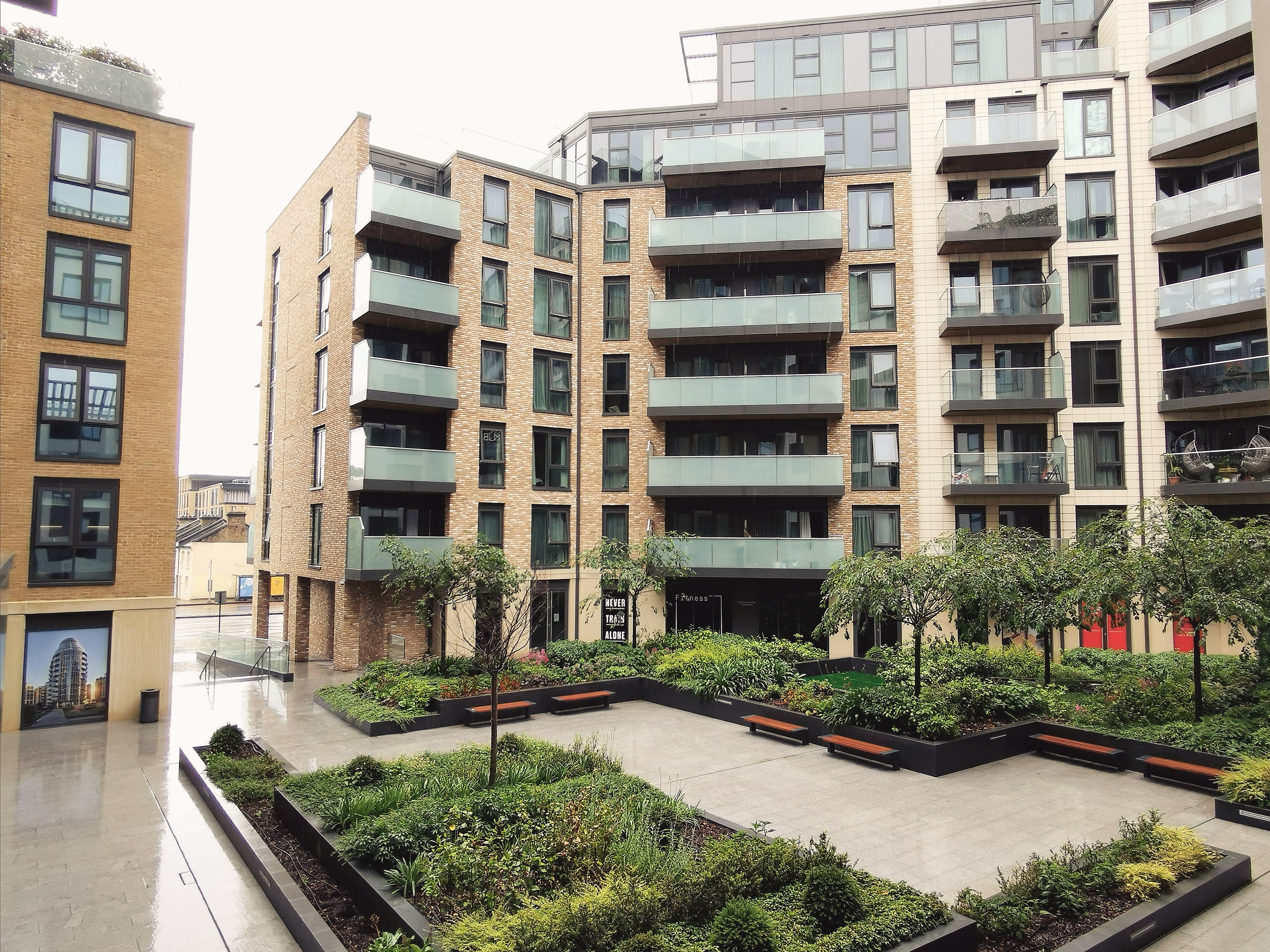 TO LET - Discovery House, Juniper Drive, London, SW18 1XY