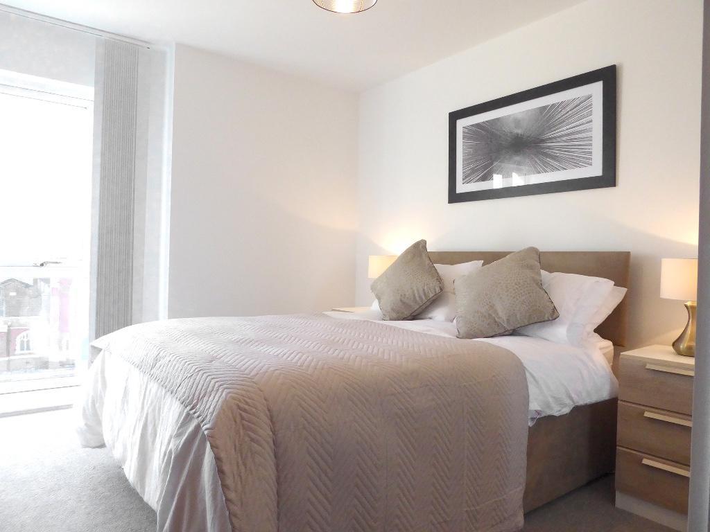 Let agreed-Roosevelt Apartment, 1 Lexington Gardens, Birmingham, B15 2DU